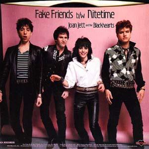 Joan Amp The Blackhearts Fake Friends 3 23 B W Nitetime